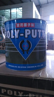 Good covering high performance grey car putty filler for body job