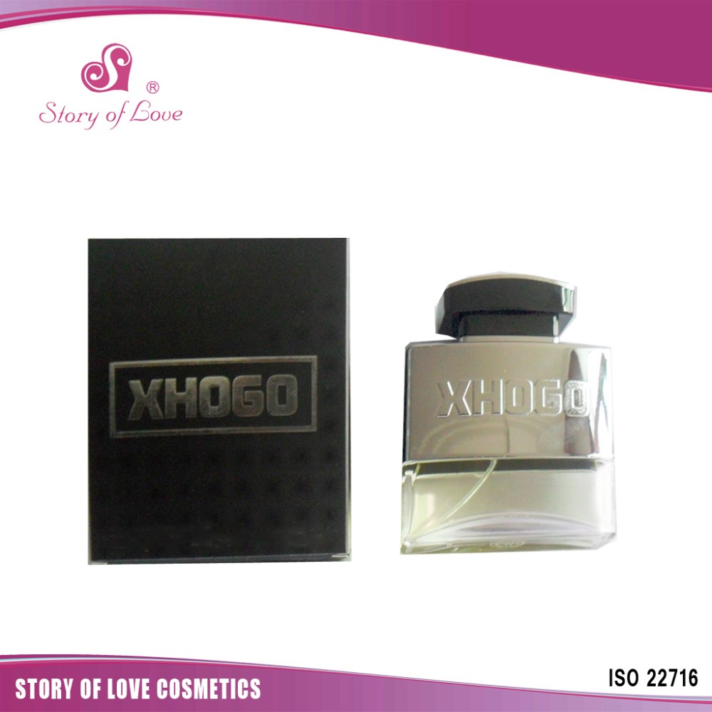 parfum type and male gender active pheromone perfume