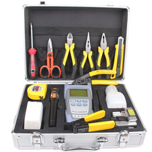FTTH Fiber Optic Test Toolkits And Fiber Repair Tool Kit, Fiber Tool kits
