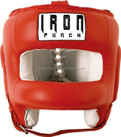 Boxing Face Protector Training Headgear