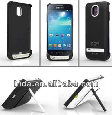 mobile battery case for samsung galaxy s4 mini i9190