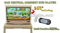 Car Central Armrest 32bit games dvd player for car