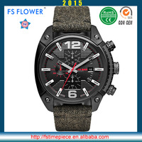 FS FLOWER - Big Watch Case Mens Sport Watches 10 Bar 10 ATM Water Resistant Watches