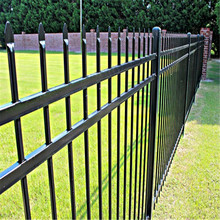 Spear top aluminium fence panels grille fencing
