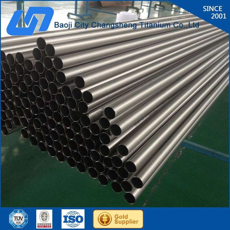 hot sale titanium piping from China Factory