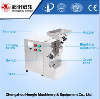 wholesale electric pharmaceutical equipments herb grinder manufacturer china