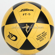 Xidsen,Qianxi training soccerball,PVC laminated,PU laminated football