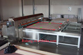 New condition Full Automatic fabric X+Y Machine