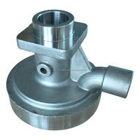 customized precision casting lost wax casting stainless steel investment casting steel products