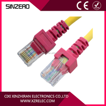 Different types of cables 23AWG utp cat5e network Cable
