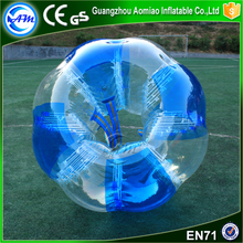 Giant inflatable body bubble bumper ball human bubble ball for sale