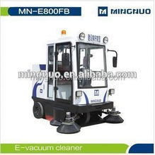 environmental sanitation electric mechanical broom sweeper