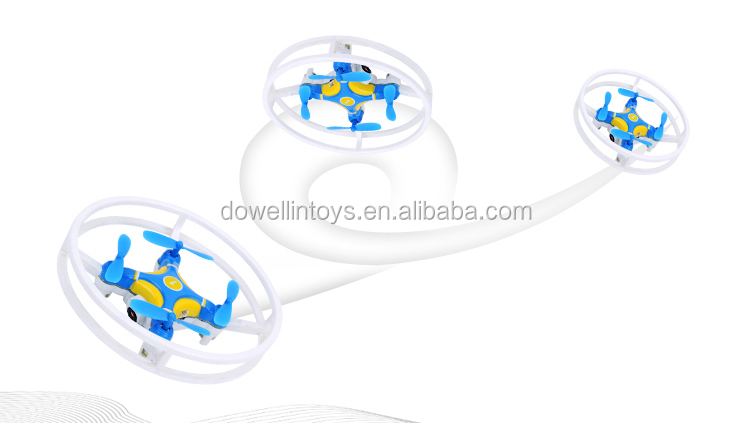 DWI Dowellin 2.4G 4-Axis RC Wifi Flying aircraft Professional quadrocopter mini