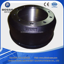 environmental protection brake drums used for heavy trucks