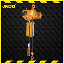 construction lifting equipment electric chain hoist/block