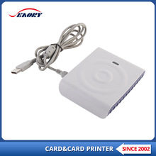 Made in china mini credit card reader with LED light
