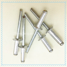 Fasteners For Retail Standard Aluminum Boat Rivets With Round Head Cap Screw