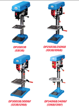 Reasonable Price 50mm Spindle Travel E813B Drill Press