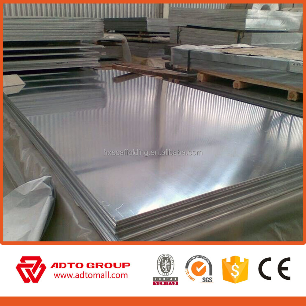 Wholesale Antirust High Strength 5052 Aluminium Sheet for Boat Marine
