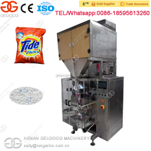 Automatic New Condition Vertical Form Paper | Wood | Plastic Packaging Material Washing Powder Packing Machine