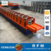 Reasonable Price With High Efficiency Roofing Ridge Cap hot sale door frame cold Roll Forming Machine