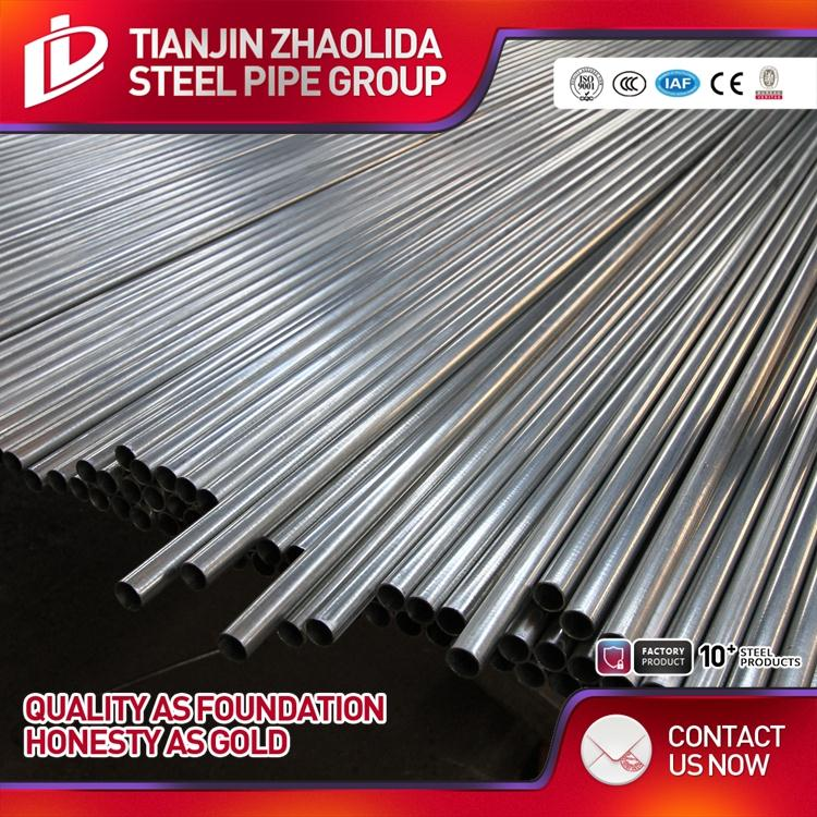 pre galvanized steel pipes or tubes/threaded/coulping/pe/tc 25 mm galvanized tube