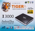 Tiger I3000 Android IPTV Box Free One Year POP Atlas TV