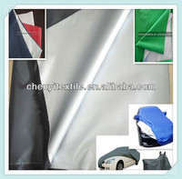 taffeta silver coated 170t car cover fabric
