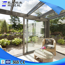 Factory custom aluminium winter garden