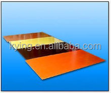 3240 insulation sheet epoxy with glass cloth composite for electricaal motor yellow