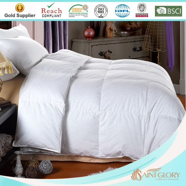 ultra soft wholesale hotel bedding / quilted comforters