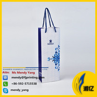 xiamen shopping bags with UV color changes