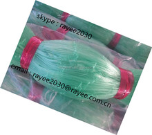 colored nylon monofilament fishing net on sale , China fishing net factory