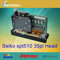 Lower price !!!!! solvent ink printer head SPT 510 seiko printhead for