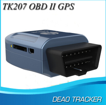 OBD GPS Tracker OBD2 GPS Tracker Diagnositc data reading,GPS Tracker obd ii with OBDII OBD2 port