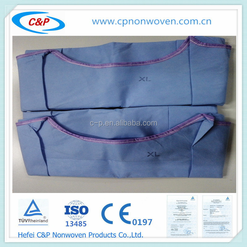 Distributer wanted nonwoven single use hospital gown, EO sterile single use hospital gown