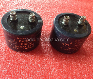 Screw Electrolytic Capacitor 400V 1000UF 65x45