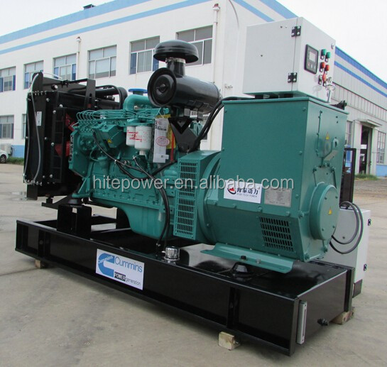 heavy generator ce iso approved 100kva generator fuel consumption