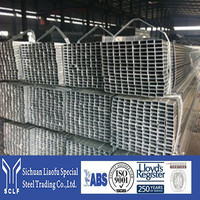 Direct Factory Price Good Quality Rectangular Tube Steel Dimensions For Exporting The Other Countries