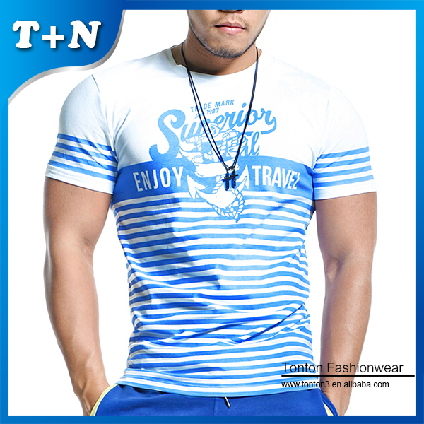 Shopping From Gold Supplier Latest Fashion 100% Polyester Muscle Custom High Quality Casual Men Gym Fit Online