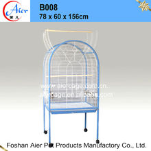 macaw parrots best buys stainless steel parrot cage