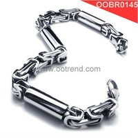 Whole sale stainless steel bracelet new design