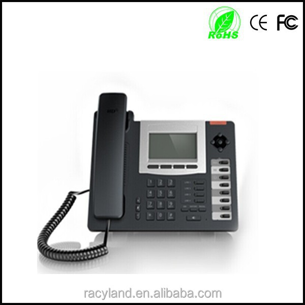 2014 Wholesale Factory Phone Book Telephone with SIP