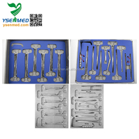 SSF-1 Hottest Top Quality C-section instrument set stainless steel caesarean instrument set