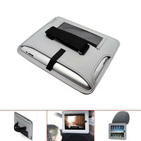PU Leather Car Seat Headrest Holder Mounting Strap Case For iPad air 4 3 2