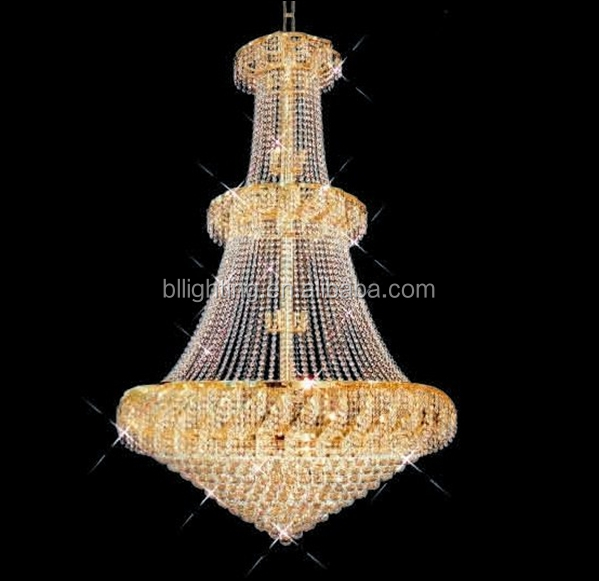 Made in china crystal lamparas decorativas