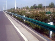 Top Accessed Guardrail Supplier / Easy installation Wholesale ensure standard W-Beam security galvanized fence panels