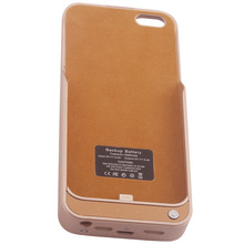 for iPhone 6 6S Charger Case Rechargeable Battery Case Back Up External Battery Backup Charger