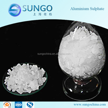 Non-ferrous Aluminium Sulphate 17% For Water Treatment