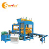 QT5-15 hydraulic hydraform brick making machine price